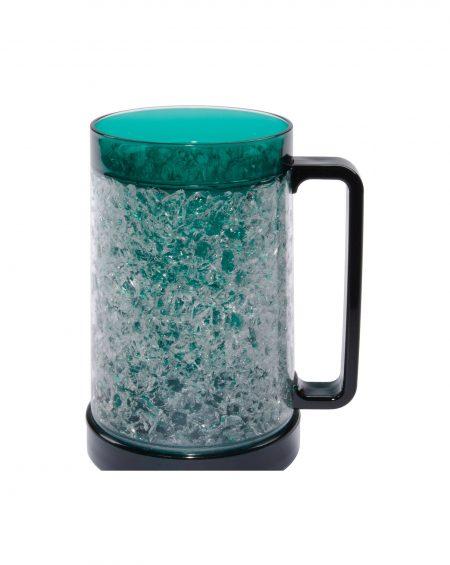 Green 16oz Gel Freezer Mug