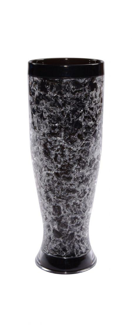 Black Gel Freezer Pilsner 16oz
