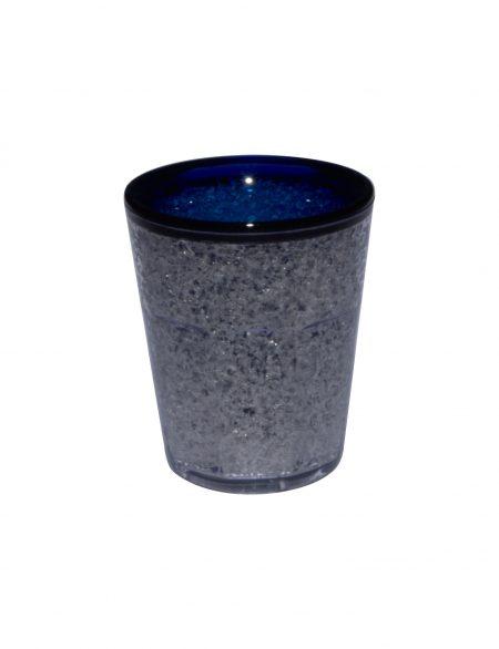 Blue Freezer Gel Shot: 1.5oz