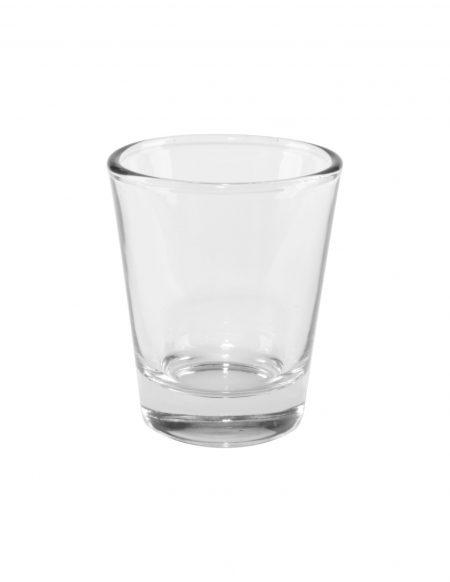 1.5 oz glass shot