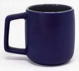 Spartan 14oz ceramic mug: blue
