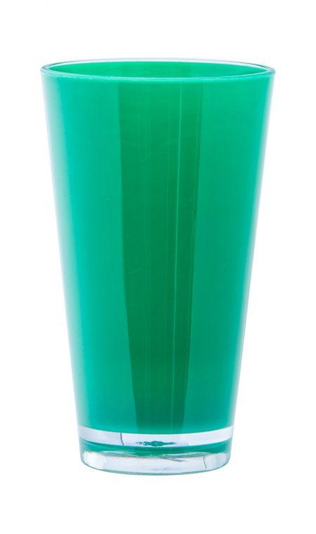 Green Mixer 16oz plastic tumbler