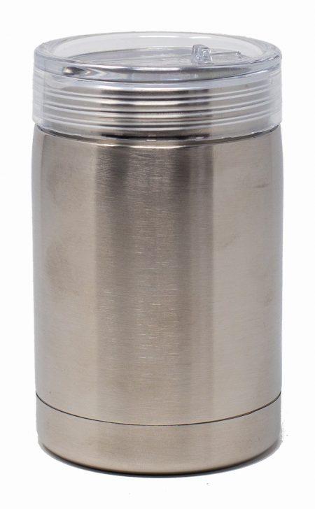 Pro10 Three-in-One: 10oz-Vacuum Insulated travel mug