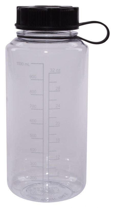 Clear 30oz Round Tritan bottle