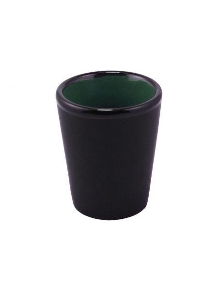 Green interior Tecas shot: 1.5oz