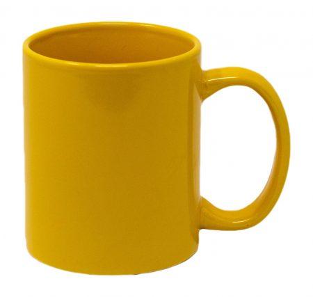 Marigold Three Finger C-Handle 11oz Mug
